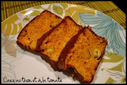 cakethontomatecrea Cake au thon et à la tomate