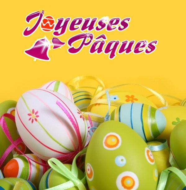 JoyeusesPaques Joyeuses Pâques !!!
