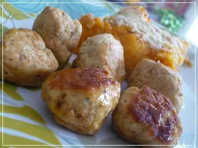 boulettespouletcrea2 Boulettes de poulet