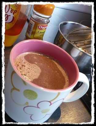 chocolatchaudcrea Mmmm ! Un chocolat chaud !!!