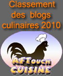 logoaftouch Filet de grenadier sauce curry et pavot