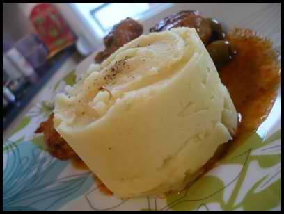 pureepommesdeterrecrea Purée de pommes de terre