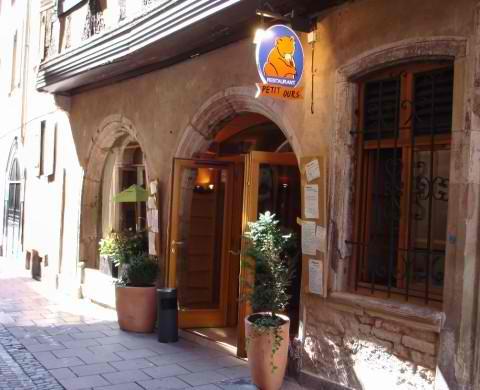 restaupetitours copie 1 Restaurant Le Petit Ours   Strasbourg