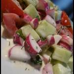 saladeconcombreradisdeKarinecrea