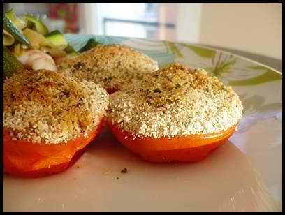 tomatesalaprovencalecrea Tomates à la provençale