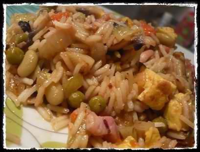varianterizcantonaiscrea Variation autour du riz cantonnais