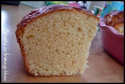 briocheaufromageblanccrea2 Brioche au fromage blanc