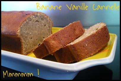 cakebananereunioncrea1 Cake à la banane aux saveurs de la Réunion