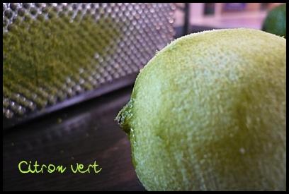 citronvertzestecrea Cake antillais