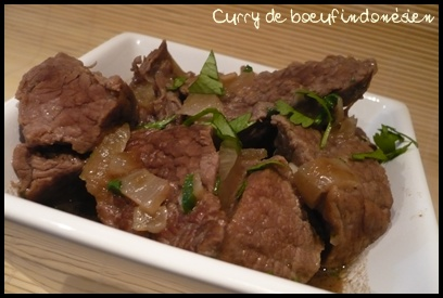 curryboeufindonesiencrea1 Curry de boeuf indonésien