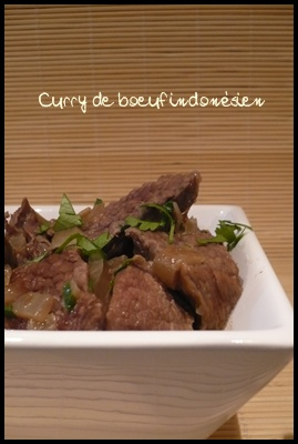 curryboeufindonesiencrea2 Curry de boeuf indonésien