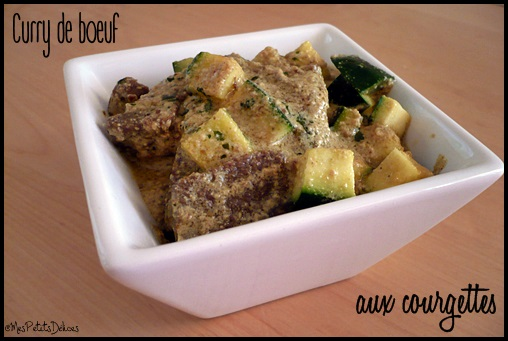 currydeboeufauxcourgettescrea1 Curry de boeuf aux courgettes