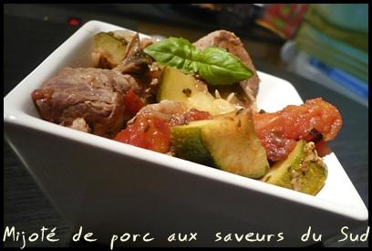 mijoteporcsaveursdusudcrea1 Mijoté de porc aux saveurs du Sud