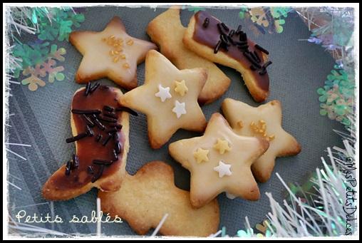 petitssablesdenoelcrea1 Petits sablés de Noël