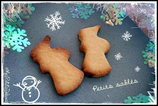 petitssablesdenoelcrea2 Petits sablés de Noël