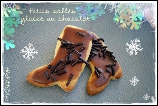 petitssablesdenoelcrea5 Petits sablés de Noël