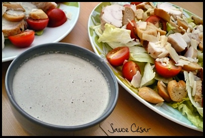 saladecesarcrea1 Salade César