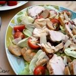 saladecesarcrea2 150x150 ☼ Repas fraîcheur ☼ : Simple comme une tomate mozza