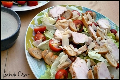 saladecesarcrea2 Salade César