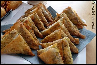 samossasauboeufcrea Quelques recettes pour un apéro dînatoire