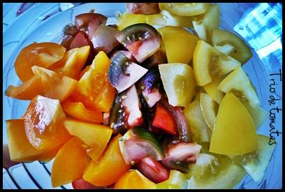 triotomatescrea Tartare de tomate et concombre au cumin