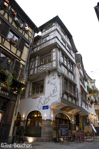 Façade Françoise Zenner 3 cTire Bouchon Découvrez le Tire Bouchon à Strasbourg