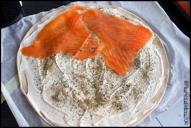 croissants saumon fumé C1 ★ Recette de fête ★ : Minis croissants au saumon fumé
