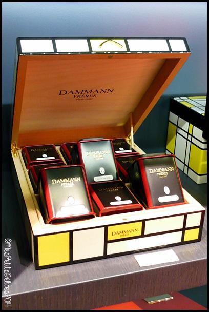 dammann frères C7 Une boutique Dammann Frères à Strasbourg !