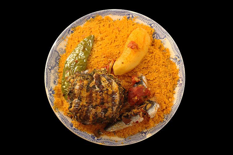 Couscous à la sardine osbane Tunisie 2013 copia Cuisine tunisienne : leau à la bouche entre la tradition ancestrale et les héritages culturels