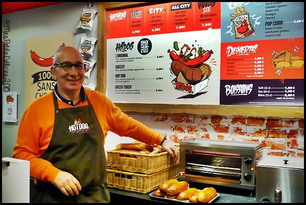 hot dog city 5 Hot Dog City : le hot dog a son adresse à Strasbourg !