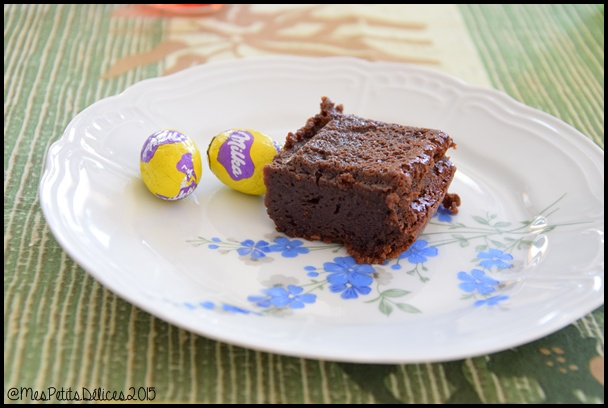 gâteau extra fondant chocolat C1 {Pâques} Gâteau au chocolat extra fondant de Belle Maman