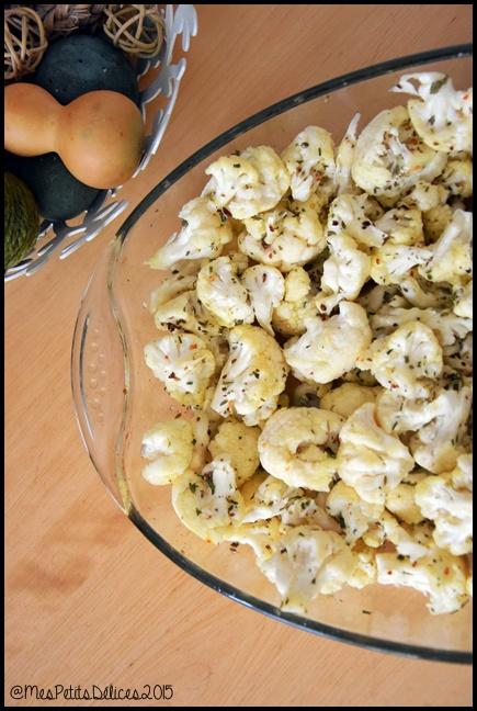 chou fleur rôti aux épices 1 C Chou fleur rôti aux épices