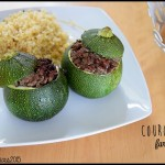 courgettes farcies C