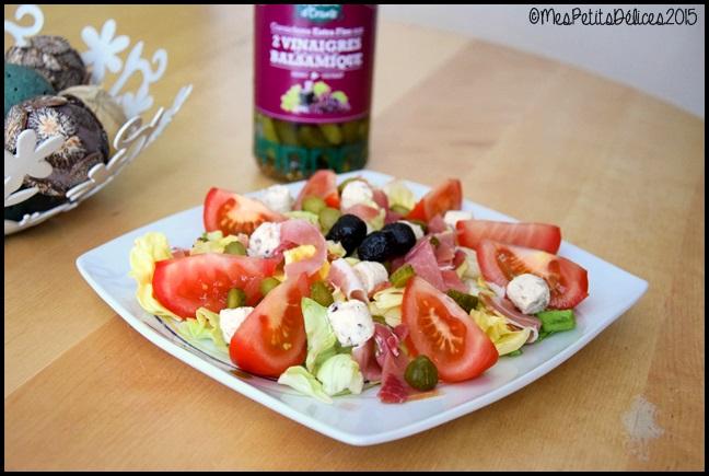 salade gourmande 2C Salade gourmande