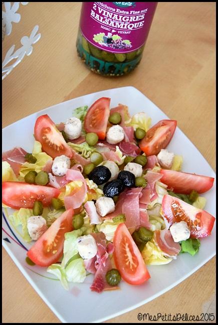 salade gourmande 3C Salade gourmande