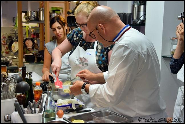 olivier nasti 1C En cuisine avec Olivier Nasti !