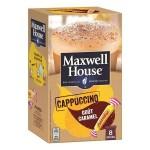 maxwell carambar 150x150 Fusillis au fenouil et champignons