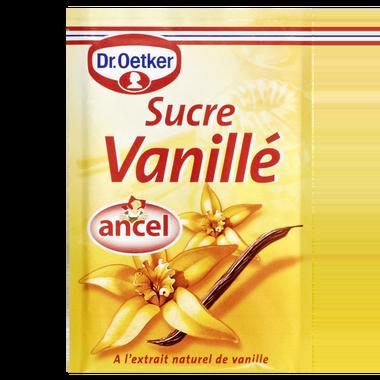 dr oetker sucre vanillé Tarte aux pommes et au sirop dérable