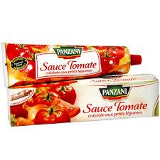 sauce tomate panzani Tarte aux pommes et au sirop dérable