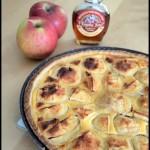 tarte pommes sirop erable 1C