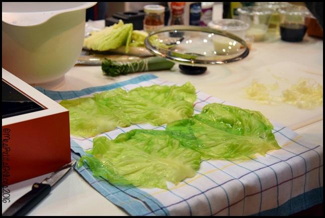 Egast 2016 3C Jai testé : les cours de cuisine au salon Egast