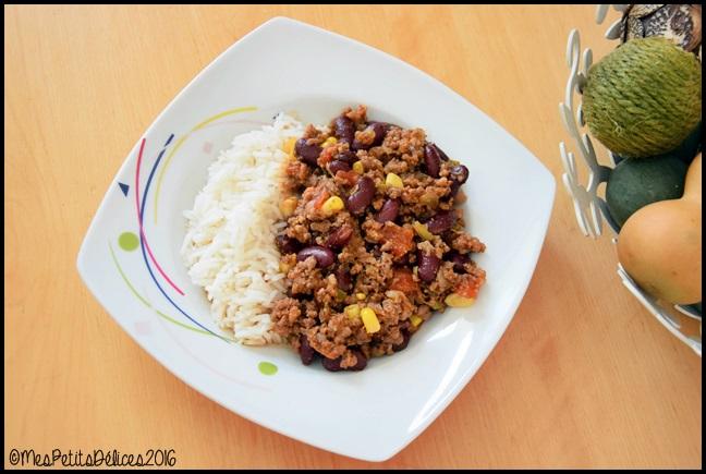 chili con carne 1C Chili Con Carne