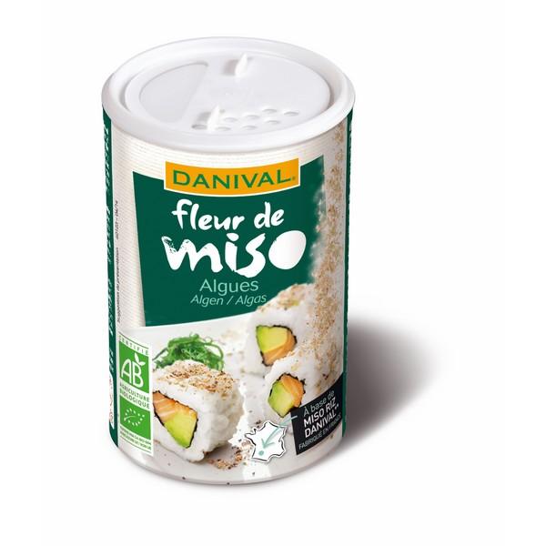 danival fleur miso Poulet au curry et lait de coco