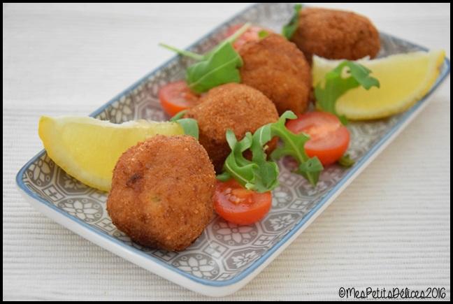 boulettes veau milanaise 2C Boulettes de veau à la milanaise {+Bonus : Dessert Express}
