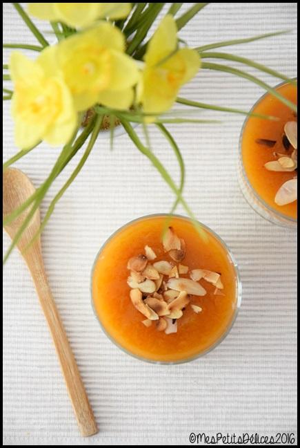 riz au lait compote abricot 1C Boulettes de veau à la milanaise {+Bonus : Dessert Express}