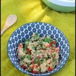 salade de boulghour a l'orientale 1C