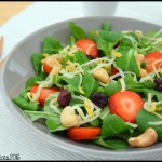 salade cajou fraise 2C
