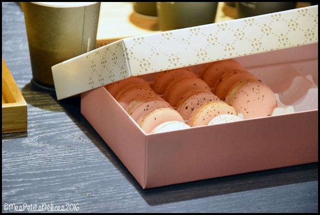 miss dammann 2C A la découverte des macarons Miss Dammann