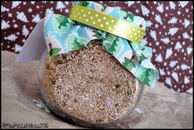 cadeau gourmand sucre coco aux épices 1C ★ Cadeaux Gourmands ★ Sucre coco aux épices