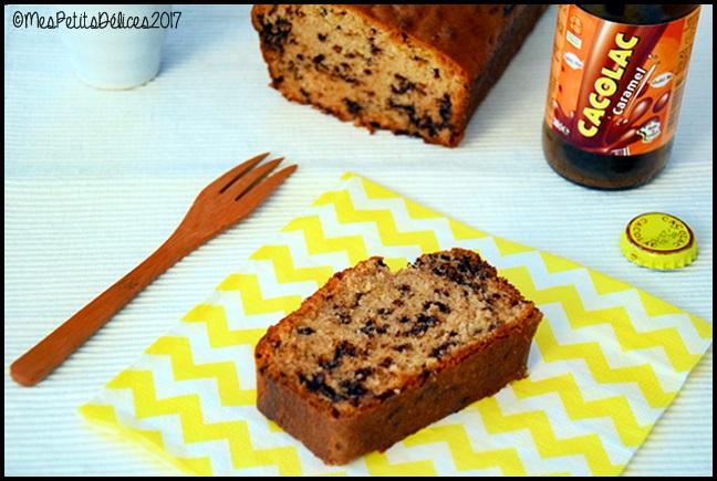 cake cacolac 2C Cake choco caramel au Cacolac